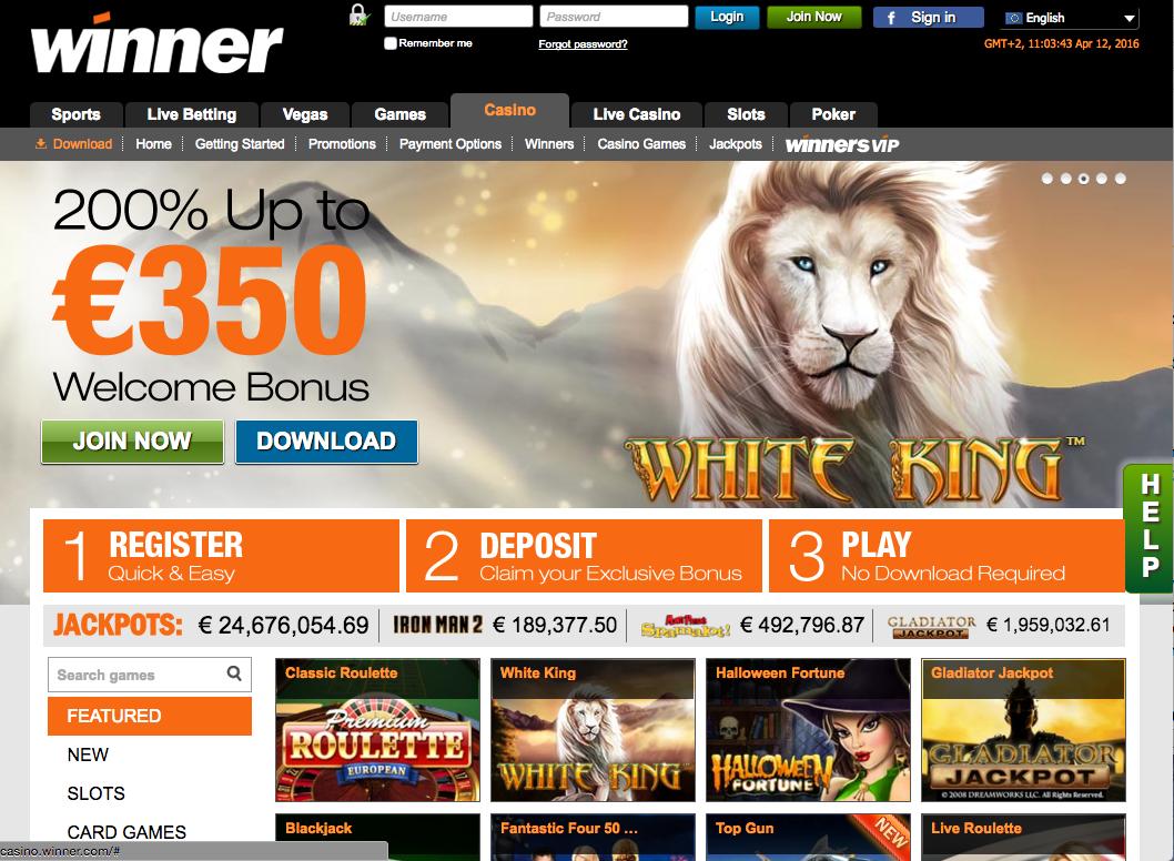 Серии в онлайн казино